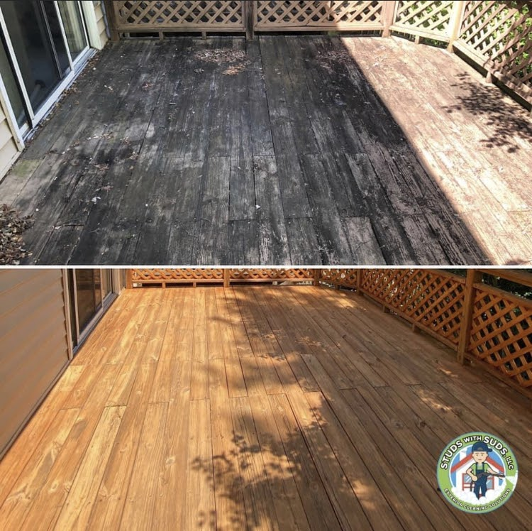 Columbia Deck Cleaning